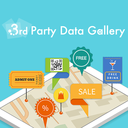 3rd Party Data Gallery
