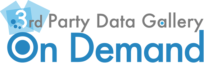 3rd Party Data Gallery On Demand